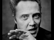 Lance Krall is Christopher Walken